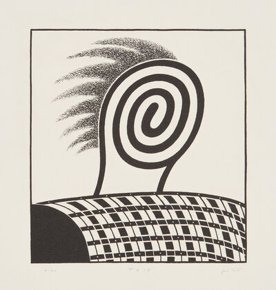 Jim Nutt, 'Tack', 1991