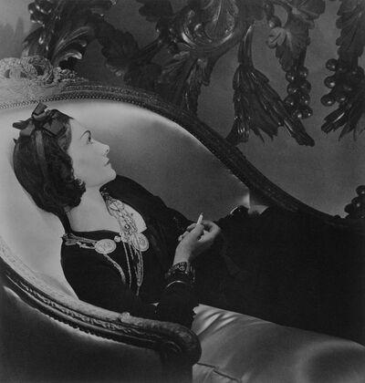 Horst P. Horst, 'Coco Chanel, Paris', 1937