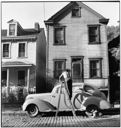 Elliott Erwitt, 'Saline Street. Pittsburgh, Pennsylvania. USA.', 1950