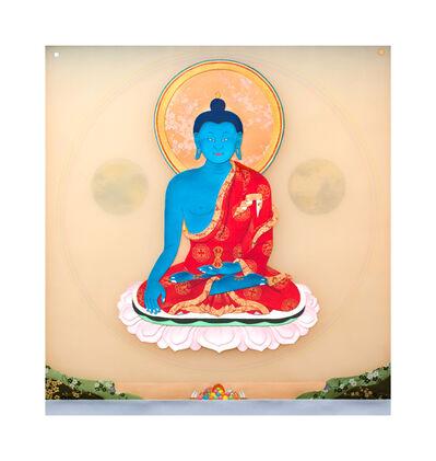 Leslie Nguyen Temple, 'Budhha Akshobhya 阿眾佛', 2018