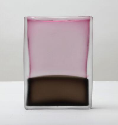 Laura de Santillana, 'Tokyo-Ga (Rubino - Terra d'Ombria)', 2017