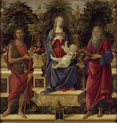 Sandro Botticelli, 'Bardi-Altar', 1484