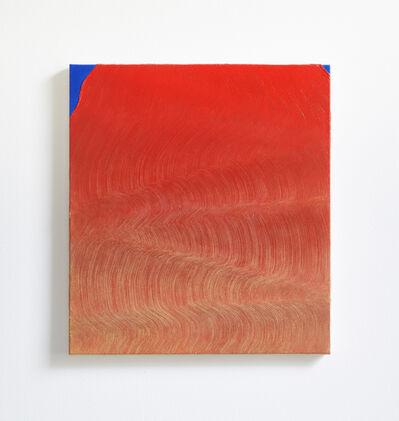 Osamu Kobayashi, 'Red Head', 2020