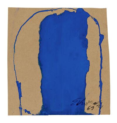 Emil Schumacher, 'Ohne Titel', 1969