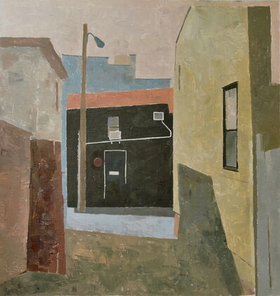 Niva Shrestha, 'A Little Alley from Annapolis', 2018