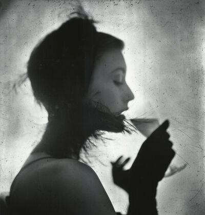 Irving Penn, 'Girl Drinking (Mary Jane Russell)', 1949