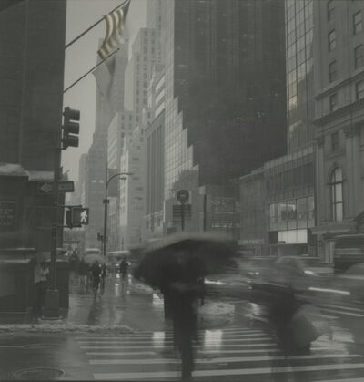 Alexey Titarenko, 'New York, Manhattan, 5th Ave at 53rd St', 2010
