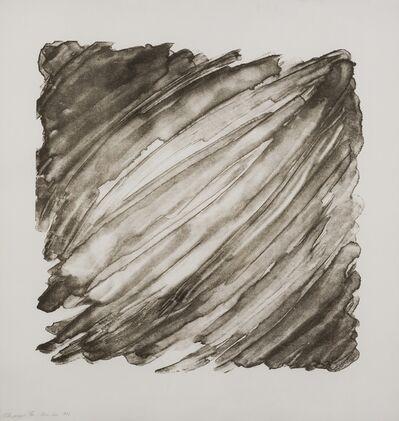 Kim Lim, 'Black Wash', 1993