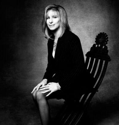Ken Sax, 'Barbara Streisand', 1992