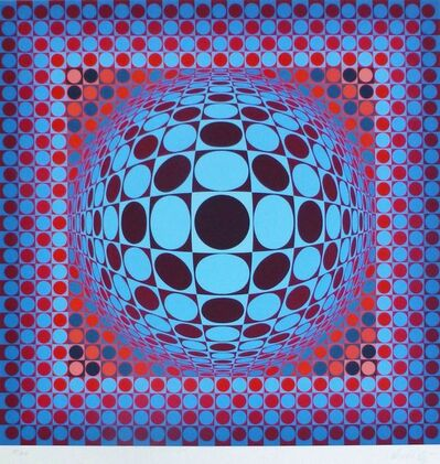 Victor Vasarely, 'Hang', 1979