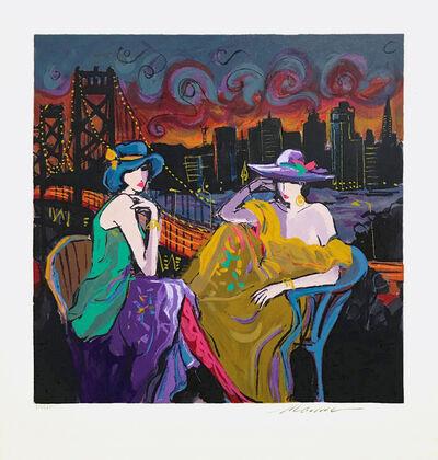 Isaac Maimon, 'SAN FRANCISCO', 1992