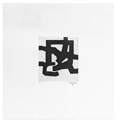 Eduardo Chillida, 'Gezna II', 1968