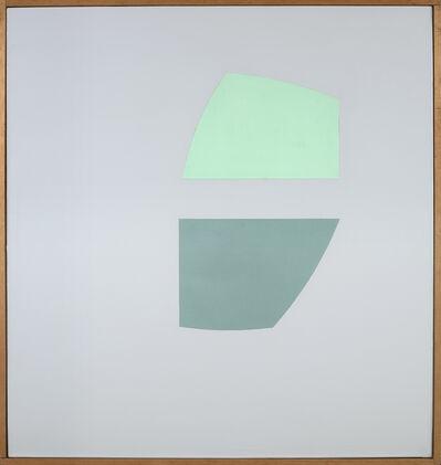Walter Darby Bannard, 'The Shadow', 1964