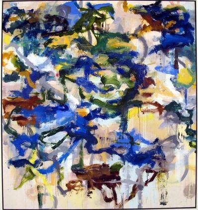 Kikuo Saito, 'Blue Olins', 2009