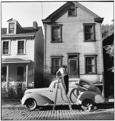 Elliott Erwitt, 'Saline Street. Pittsburgh, Pennsylvania. USA. ', 1950