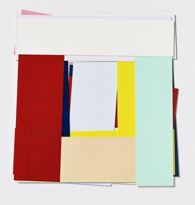 Imi Knoebel, '13 Farben 18 Stäbe'