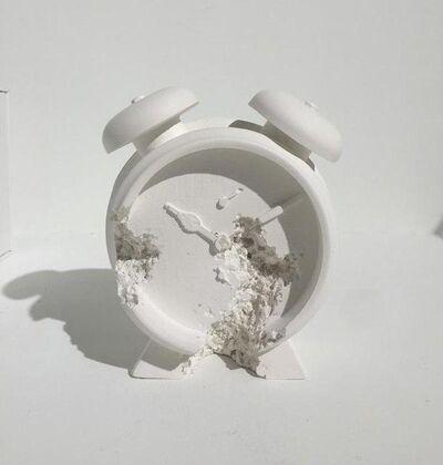 Daniel Arsham, '03 Clock', 2015