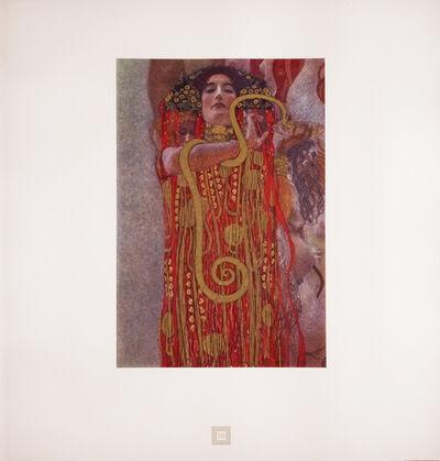 Gustav Klimt, 'Hygieia [Gustav Klimt An Aftermath]', 1931