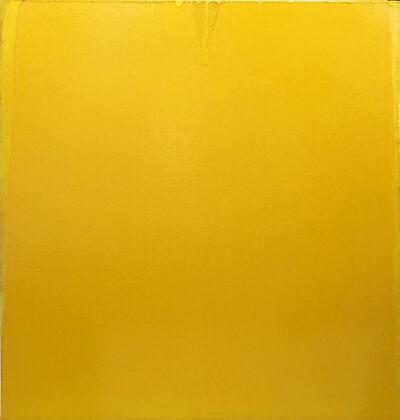 Joseph Marioni, 'Yellow Painting #18', 1999