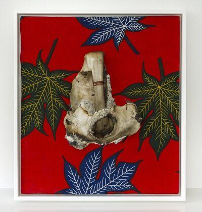 Serge Attukwei Clottey, 'Common Men Series, CVIII', 2015