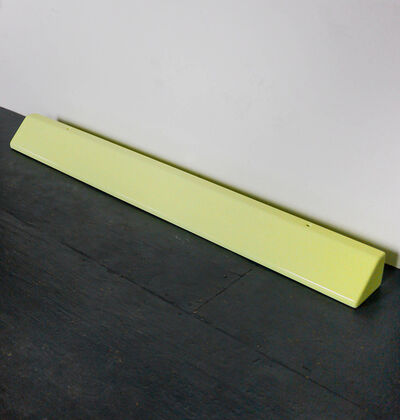 Vincent Szarek, 'Parking Block (Yellow)', 2011