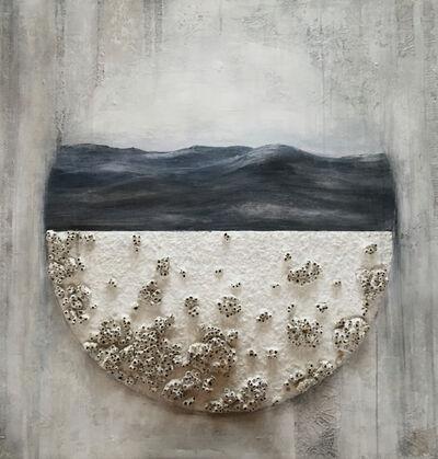 Amélie Desjardins, 'Un bouteille à la mer', 2019
