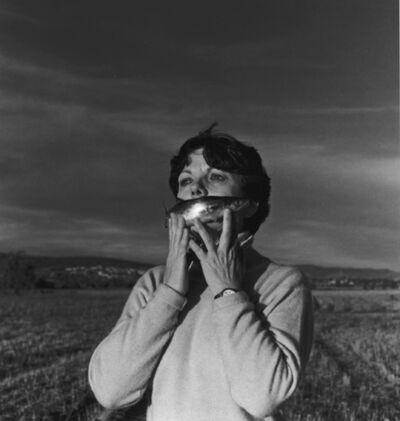Graciela Iturbide, 'Autoretrato en el Campo', 1996