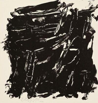 Günther Uecker, 'Hiob Seite 16', Unknown