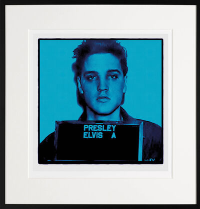 Louis Sidoli, 'Elvis - Giclee on Paper Edition', 2010