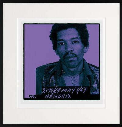 Louis Sidoli, 'Jimi Hendrix', 2011