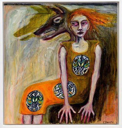 Rebecca Swainston, 'Wolf in Mind', 2016