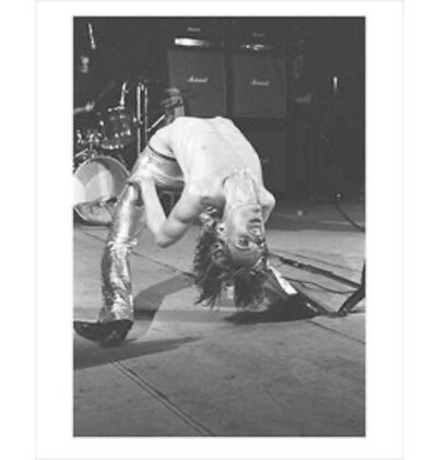 Mick Rock, 'Iggy Pop, Back Bend, London, 1972', 1972