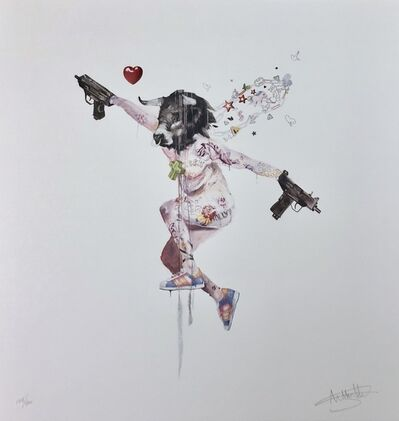 Antony Micallef, 'Uzi Lover 2', 2007