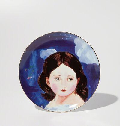 Karen Kilimnik, 'Dawn Plate', 1999