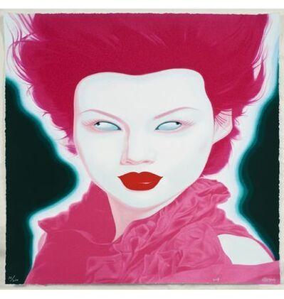 Feng Zhengjie, 'Chinese Portrait (b)', 2008