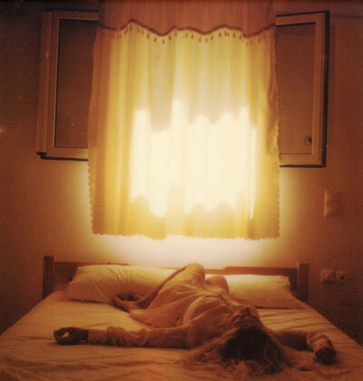 Clare Marie Bailey, 'The Visit - Contemporary, Polaroid, Photograph, Figurative, Women, 21st Century', 2018