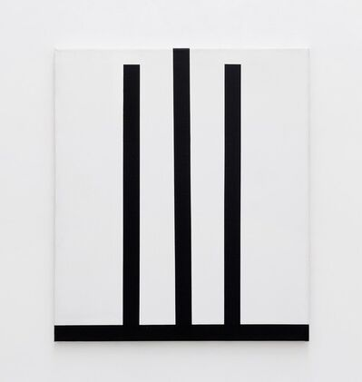Julije Knifer, 'VWM 8', 1990