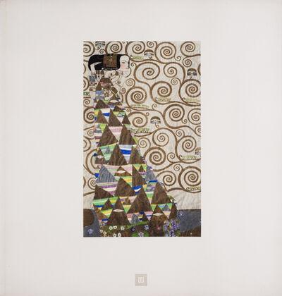 Gustav Klimt, 'Expectation [Gustav Klimt An Aftermath]', 1931