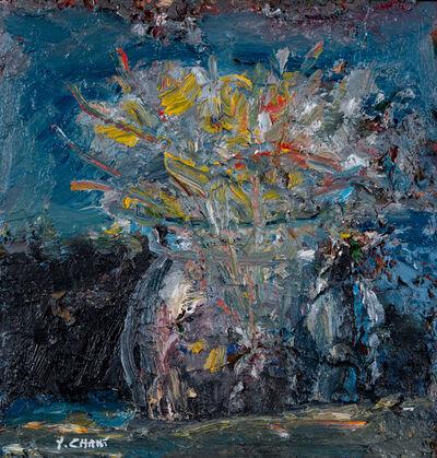 Yehouda Chaki, 'Bouquet Grisâtre 1810-w', 2019