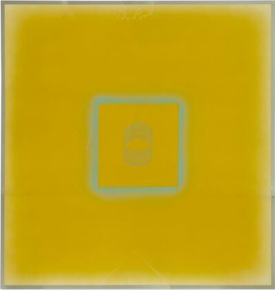 Billy Al Bengston, 'The Alamo - Yellow', 1969