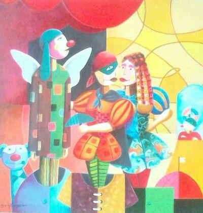 Jorge Cajueiro, 'Carnaval', 2019