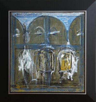 Dieter Roth, 'Unansehnlich Gemäldetes', 1976