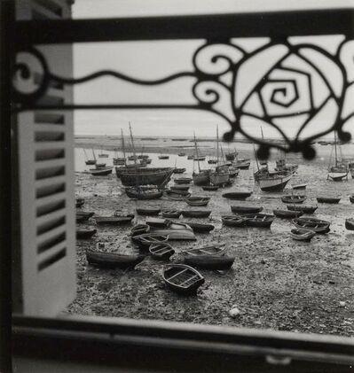 Florence Henri, 'Bretagne (De ma Fenêtre, Ile de Seine)', 1937