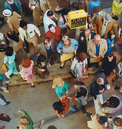 Alex Prager, 'Crowd #11 (Cedar and Broad Street)', 2013