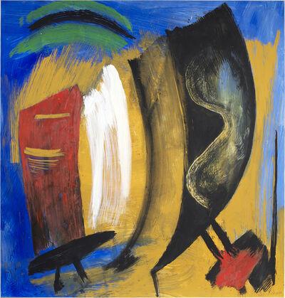 Gérard Schneider, 'Composition 1983', 1983
