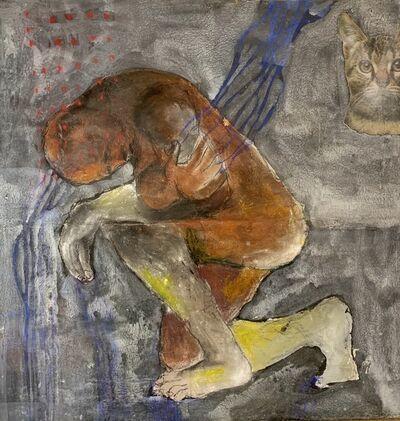 Sadikou Oukpedjo, 'Le Témoin est muet I', 2019