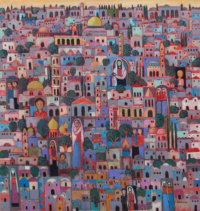 Nabil Anani, 'My Capital', 2014