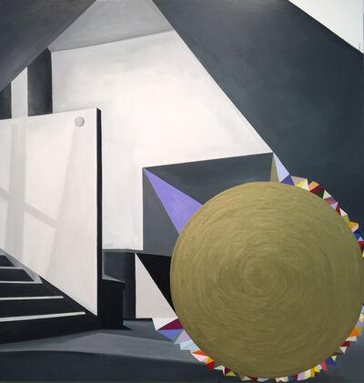 Julie Langsam, 'Whirling Dervish', 2020