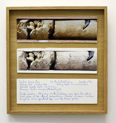 Joana Hadjithomas and Khalil Joreige, 'Trilogies: Louvre 5 (3.8 - 4.1m)', 2018