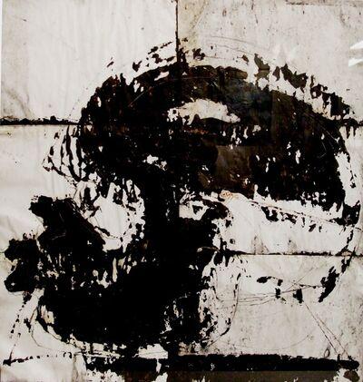 Maurice Pefura, 'Large Head', 2004